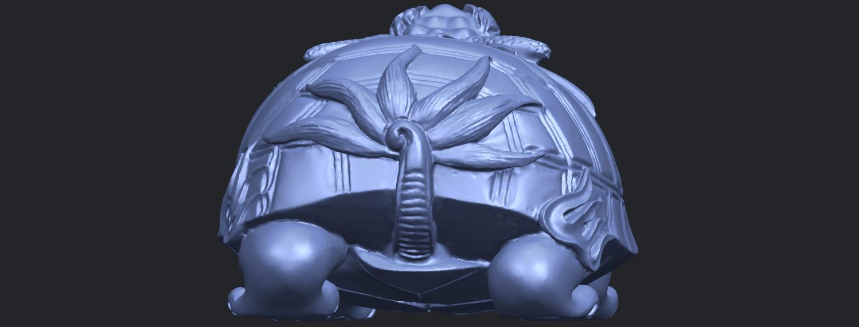 01_TDA0333_Dragon_TortoiseB04.png Download free STL file Dragon  Tortoise • Model to 3D print, GeorgesNikkei
