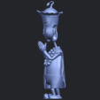14_TDA0245_Pilgrimage-Tang_SengB03.png Download free STL file Pilgrimage-Tang Seng • 3D printable template, GeorgesNikkei