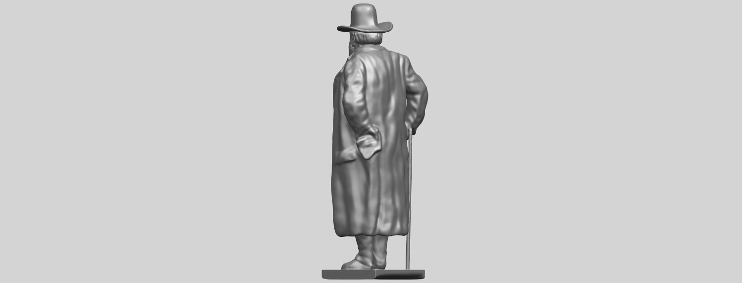 08_TDA0210_Sculpture_of_a_man_88mmA05.png Download free STL file Sculpture of a man 02 • Object to 3D print, GeorgesNikkei