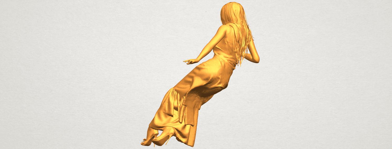 A05.png Télécharger fichier STL gratuit Fille Nue I02 • Objet à imprimer en 3D, GeorgesNikkei