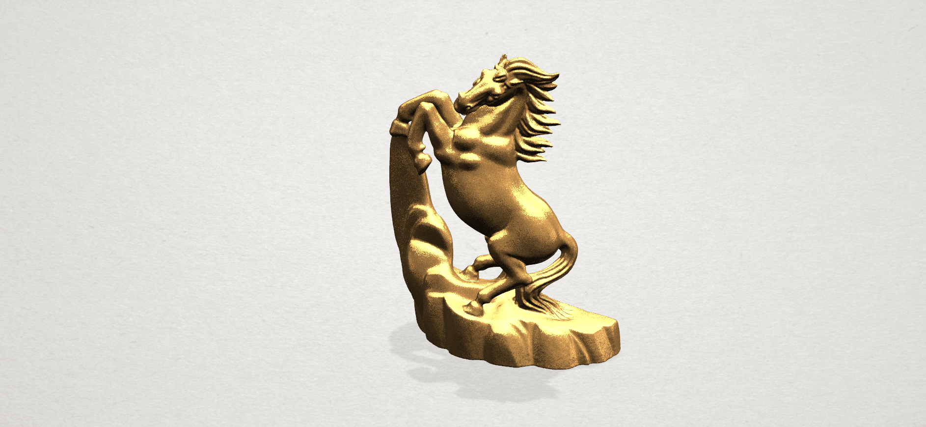Horse - B02.png Download free STL file Horse 01 • 3D printing model, GeorgesNikkei