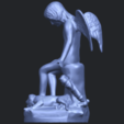 Télécharger modèle 3D gratuit Ange et chien, GeorgesNikkei