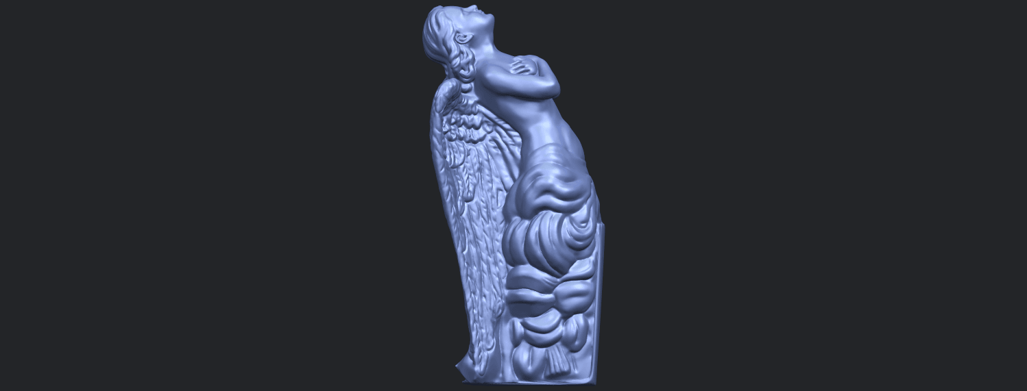 04_Angel_iii_88mmB09.png Download free STL file Angel 03 • 3D printable object, GeorgesNikkei