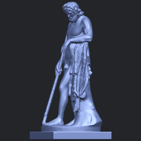 17_TDA0262_Jupiter_(ii)B03.png Download free STL file Jupiter 02 • Design to 3D print, GeorgesNikkei