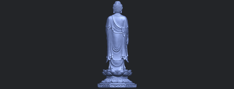10_TDA0176_Gautama_Buddha_Standing_iiiB09.png Download free STL file Gautama Buddha Standing 03 • 3D printing design, GeorgesNikkei