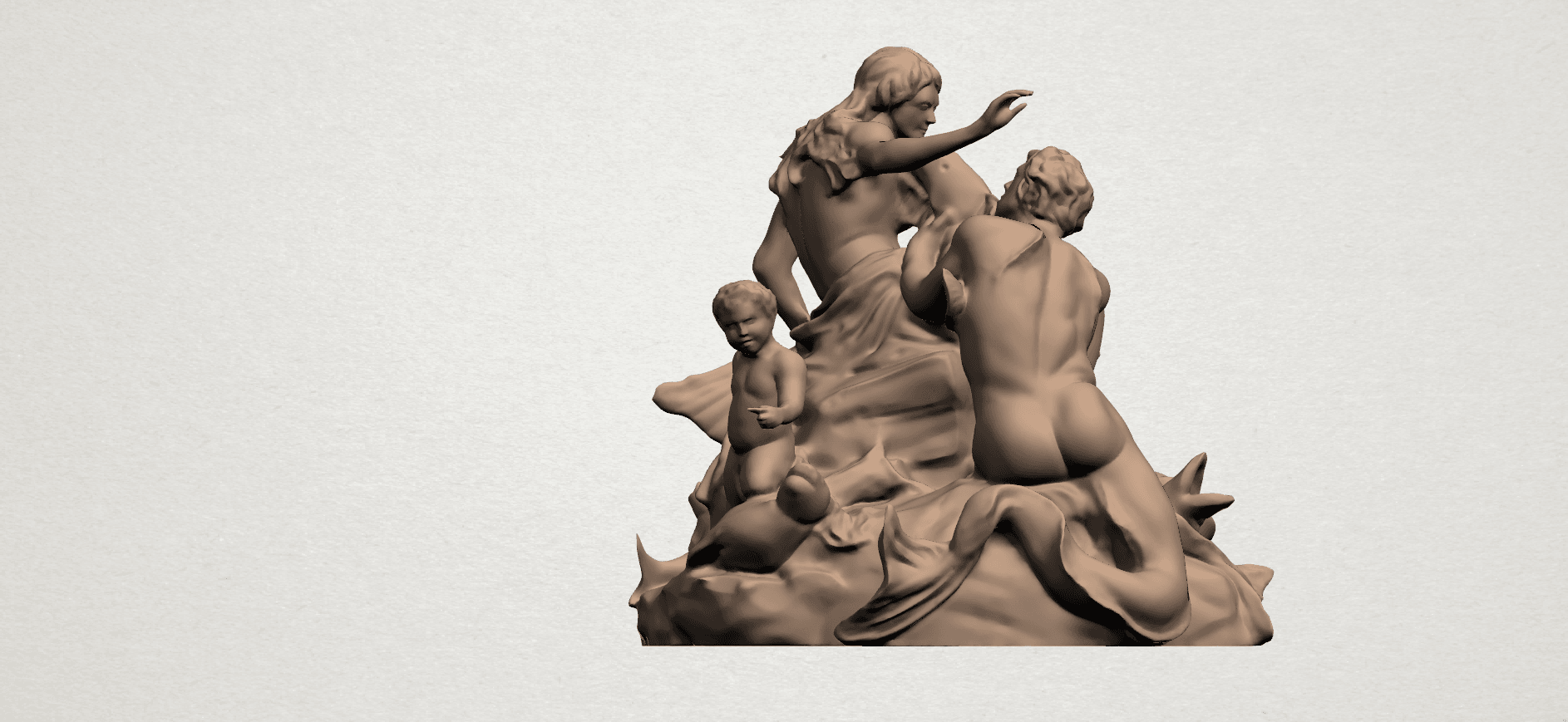 Naked Couple(vi) A06.png Download free STL file  Naked Couple 06 • 3D printing object, GeorgesNikkei