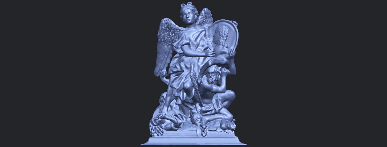 17_TDA0206_Angel_viB01.png Télécharger fichier STL gratuit Ange 06 • Modèle pour imprimante 3D, GeorgesNikkei