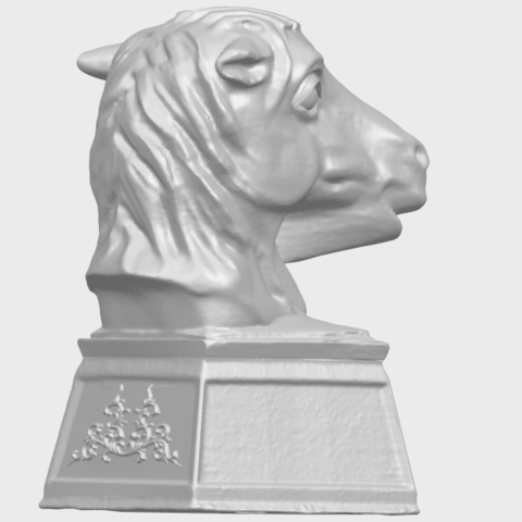 11_TDA0514_Chinese_Horoscope_of_Horse_02A08.png Download free STL file Chinese Horoscope of Horse 02 • 3D printer model, GeorgesNikkei