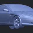 TDB007_1-50 ALLA08.png Download free STL file Aston Martin DB9 Cabriolet • 3D print model, GeorgesNikkei
