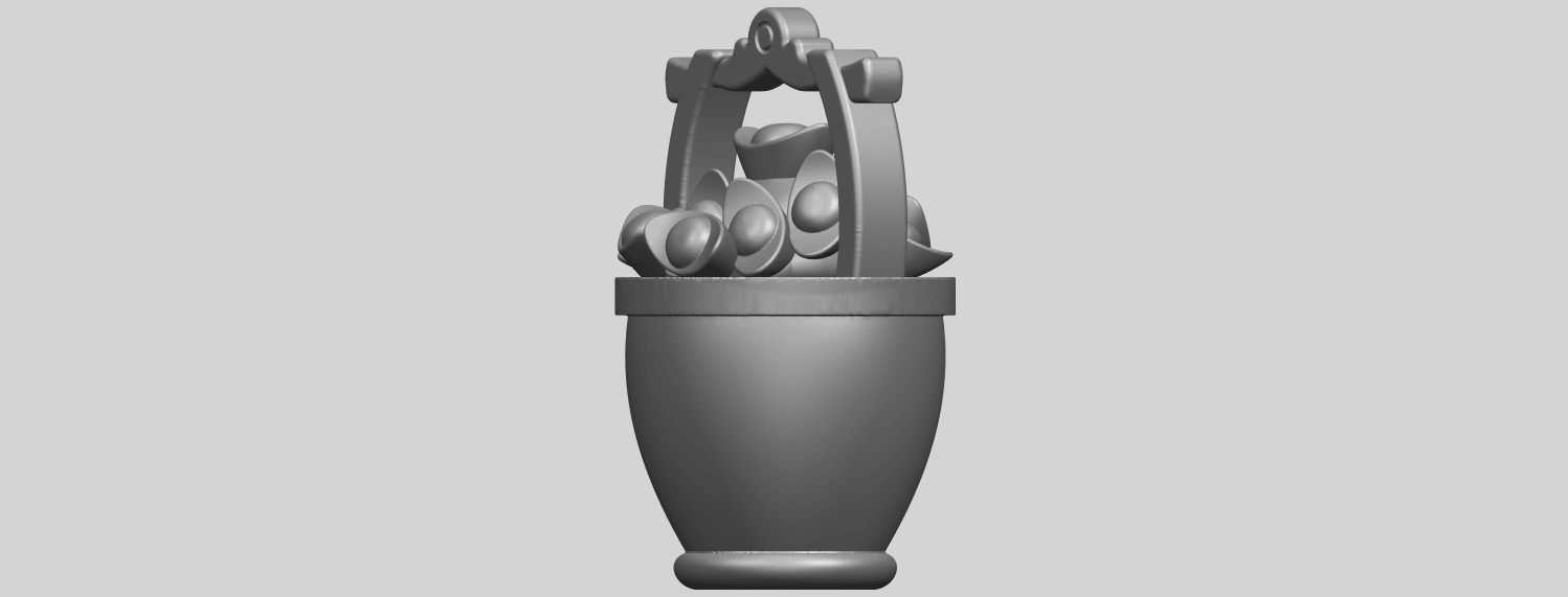 13_TDA0502_Gold_in_BucketA08.png Download free STL file Gold in Bucket • 3D print object, GeorgesNikkei