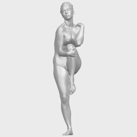 14_TDA0463_Naked_Girl_17_ex800A01.png Download free STL file Naked Girl 17 • Design to 3D print, GeorgesNikkei