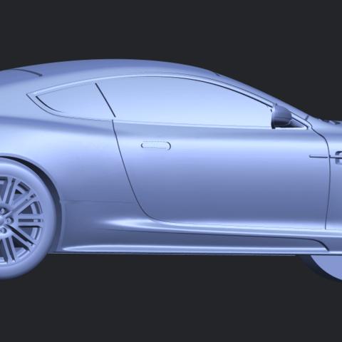 TDB008_1-50 ALLA06.png Download free STL file Aston Martin DBS • 3D printing object, GeorgesNikkei