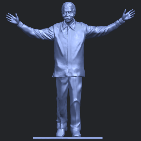 20_TDA0622_Sculpture_of_a_man_04B01.png Download free STL file Sculpture of a man 04 • 3D printer model, GeorgesNikkei