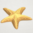 Download free 3D printing designs Starfish 01, GeorgesNikkei
