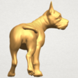 TDA0523 Bull Dog 04 A07.png Download free STL file Bull Dog 04 • 3D print design, GeorgesNikkei