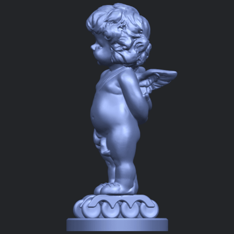 15_TDA0478_Angel_Baby_01B03.png Download free STL file Angel Baby 01 • 3D print template, GeorgesNikkei