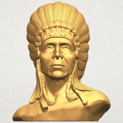 Download free STL file Red Indian 03, GeorgesNikkei