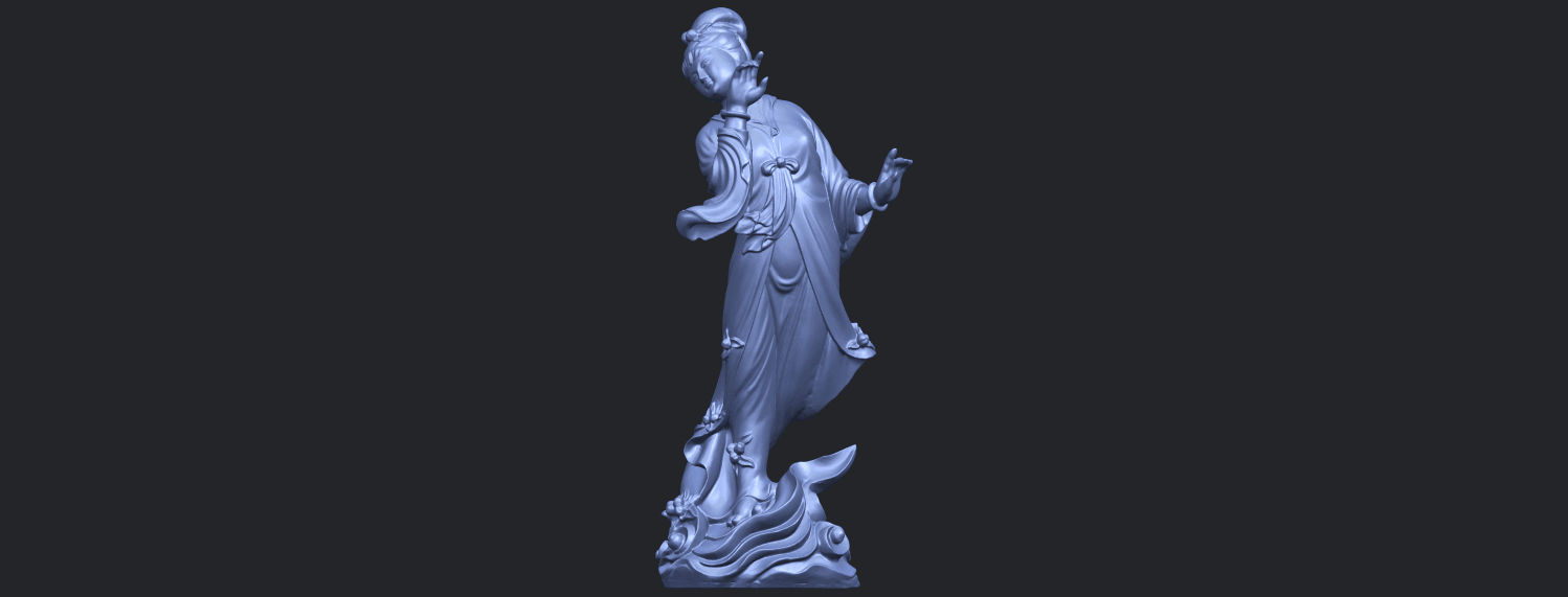 01_TDA0448_Fairy_03B01.png Download free STL file Fairy 03 • 3D printable object, GeorgesNikkei