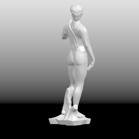 05.png Download free STL file Michelangelo 01 • 3D printable template, GeorgesNikkei