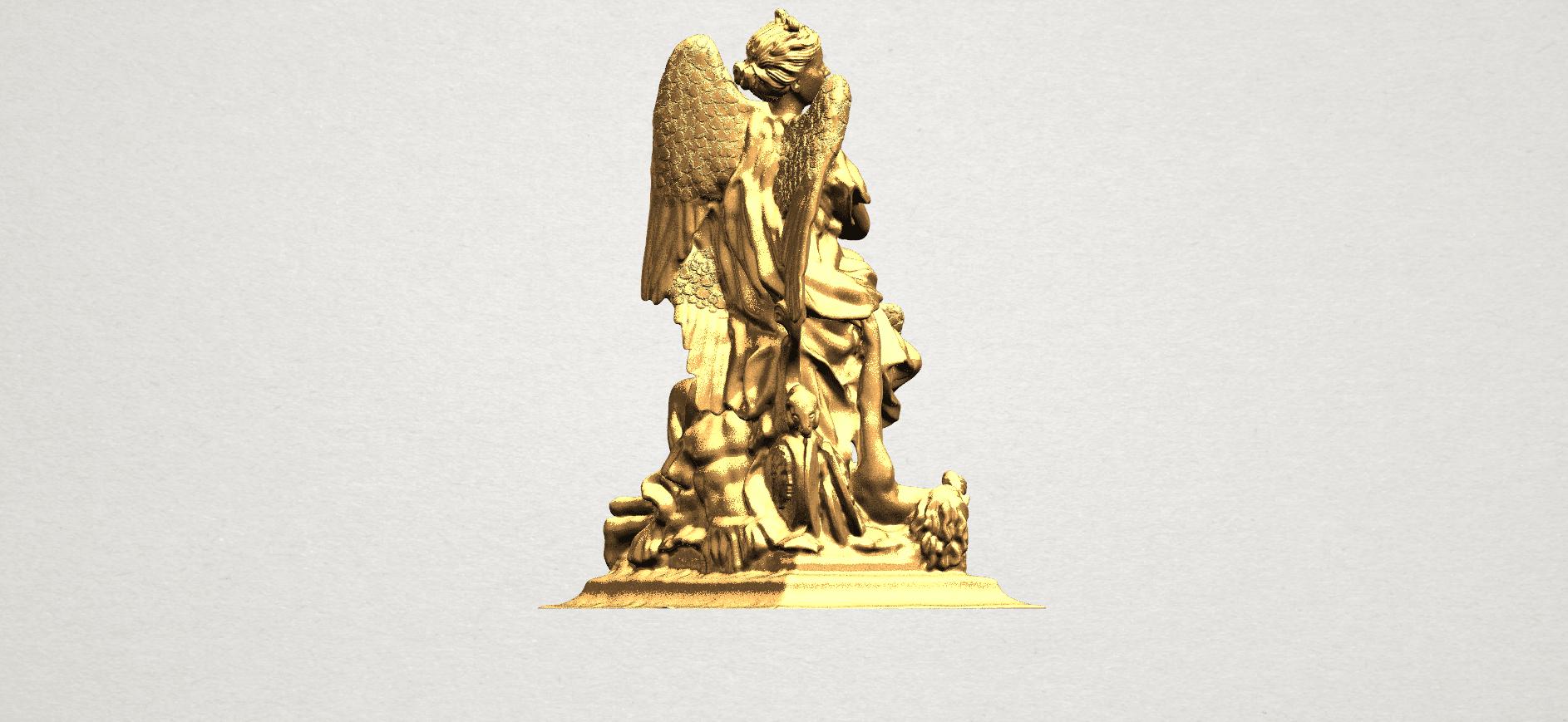 Angel (vi) - A06.png Télécharger fichier STL gratuit Ange 06 • Modèle pour imprimante 3D, GeorgesNikkei
