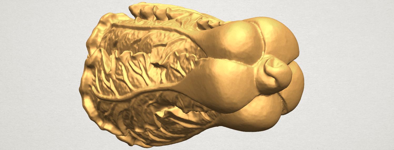 TDA0497 Vegetable - Fatt Choi 03 A03.png Download free STL file Vegetable - Fatt Choi • 3D printable object, GeorgesNikkei