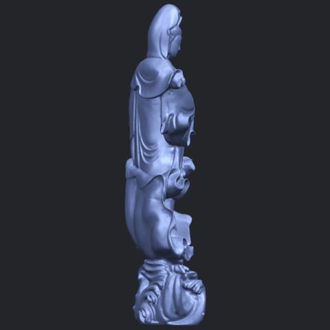 10_TDA0298_Avalokitesvara_Bodhisattva_Standing_(vi)_B09.png Télécharger fichier STL gratuit Avalokitesvara Bodhisattva - Debout 06 • Objet pour impression 3D, GeorgesNikkei