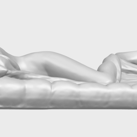 01_Naked_Body_Lying_on_Bed_ii_31mmA06.png Download free STL file Naked Girl - Lying on Bed 02 • Object to 3D print, GeorgesNikkei