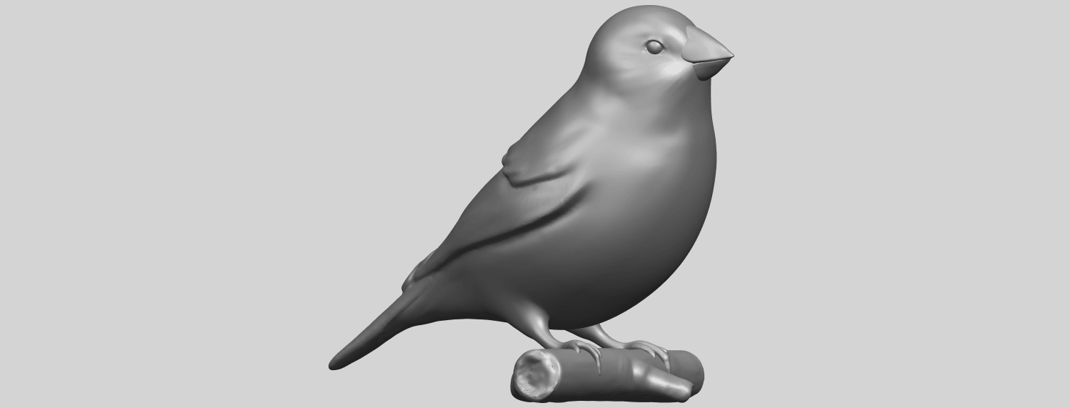 05_TDA0604_SparrowA02.png Download free STL file Sparrow • 3D print template, GeorgesNikkei