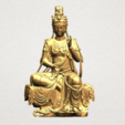 Download free 3D printer files Avalokitesvara Bodhisattva 02, GeorgesNikkei