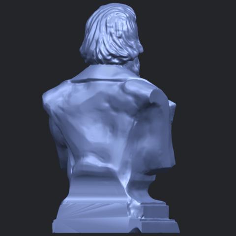 05_TDA0621_Sculpture_of_a_head_of_man_03B07.png Télécharger fichier STL gratuit Sculpture d'une tête d'homme 03 • Plan pour impression 3D, GeorgesNikkei