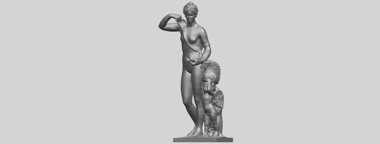 16_TDA0268_Venus_and_AngelA02.png Télécharger fichier STL gratuit Vénus et Ange • Objet pour impression 3D, GeorgesNikkei