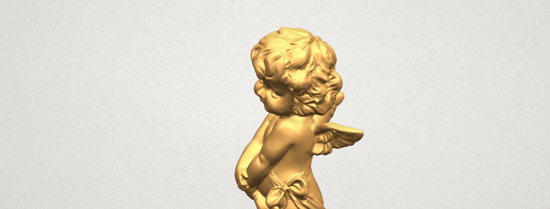 TDA0479 Angel Baby 02 A07.png Télécharger fichier STL gratuit Bébé Ange 02 • Plan pour imprimante 3D, GeorgesNikkei