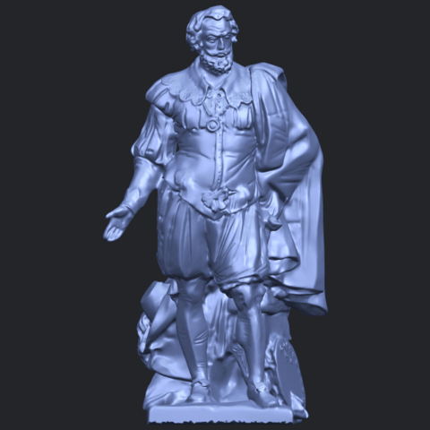 02_TDA0264_Peter_Paul_RubensB01.png Télécharger fichier STL gratuit Peter Paul Rubens • Modèle pour imprimante 3D, GeorgesNikkei