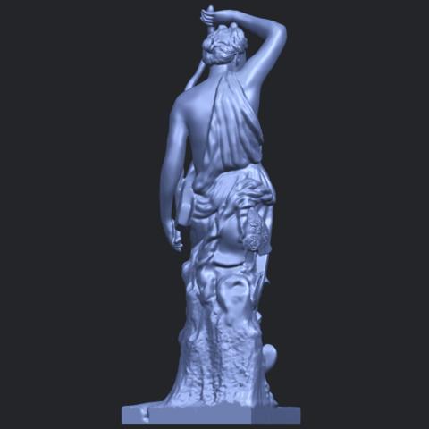 06_TDA0257_Female_WarriorB07.png Download free STL file Female Warrior • 3D print model, GeorgesNikkei