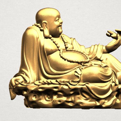 Metteyya Buddha 06 - A06.png Download free STL file Metteyya Buddha 06 • 3D print model, GeorgesNikkei