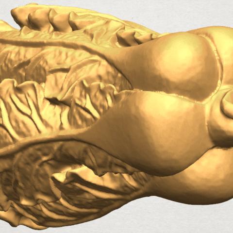 TDA0497 Vegetable - Fatt Choi 03 A02.png Download free STL file Vegetable - Fatt Choi • 3D printable object, GeorgesNikkei