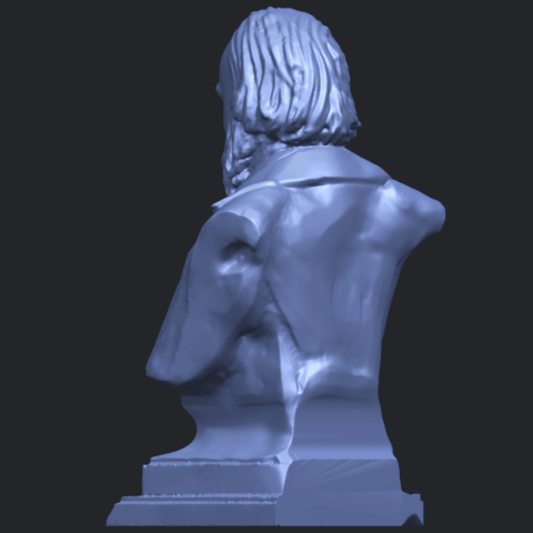 05_TDA0621_Sculpture_of_a_head_of_man_03B05.png Télécharger fichier STL gratuit Sculpture d'une tête d'homme 03 • Plan pour impression 3D, GeorgesNikkei