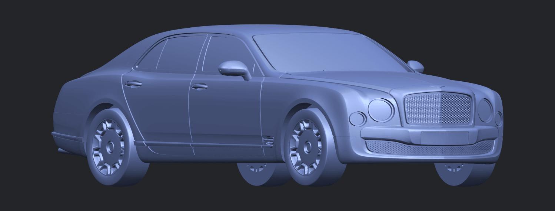 TDB004_1-50 ALLA08.png Download free STL file Bentley Arnage 2010 • 3D printing template, GeorgesNikkei