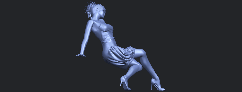 19_TDA0661_Naked_Girl_G09B09.png Télécharger fichier STL gratuit Fille nue G09 • Design pour impression 3D, GeorgesNikkei
