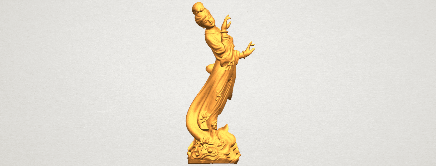 TDA0448 Fairy 03 A07.png Download free STL file Fairy 03 • 3D printable object, GeorgesNikkei