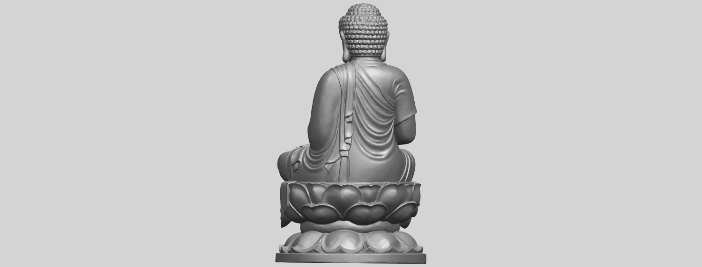01_TDA0174_Gautama_Buddha_(ii)__88mmA06.png Download free STL file Gautama Buddha 02 • 3D print template, GeorgesNikkei