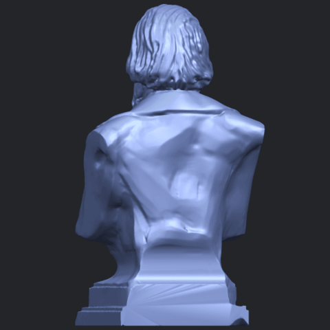 05_TDA0621_Sculpture_of_a_head_of_man_03B06.png Télécharger fichier STL gratuit Sculpture d'une tête d'homme 03 • Plan pour impression 3D, GeorgesNikkei