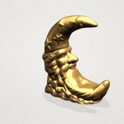 Modelos 3D gratis Luna, GeorgesNikkei