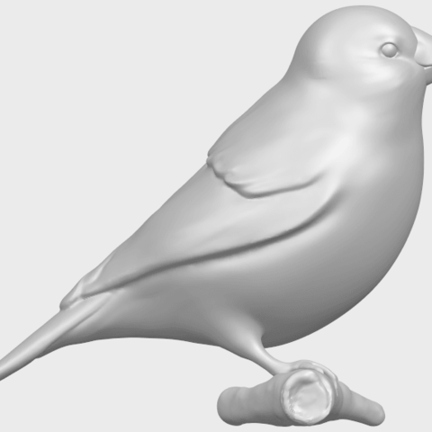 05_TDA0604_SparrowA01.png Download free STL file Sparrow • 3D print template, GeorgesNikkei