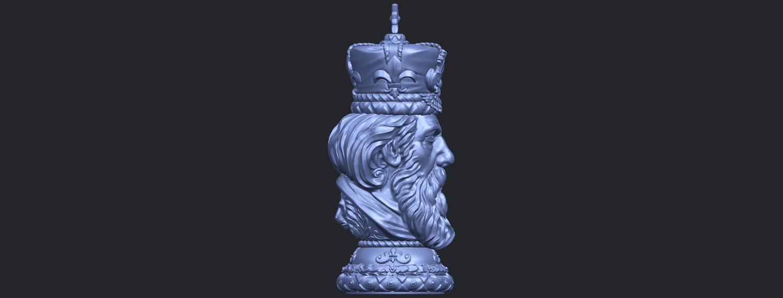 06_TDA0254_Chess-The_KingB09.png Télécharger fichier STL gratuit Chess-Le roi des échecs • Objet pour impression 3D, GeorgesNikkei