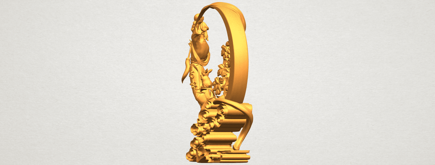 A03.png Download free STL file Fairy 08 • 3D printable model, GeorgesNikkei