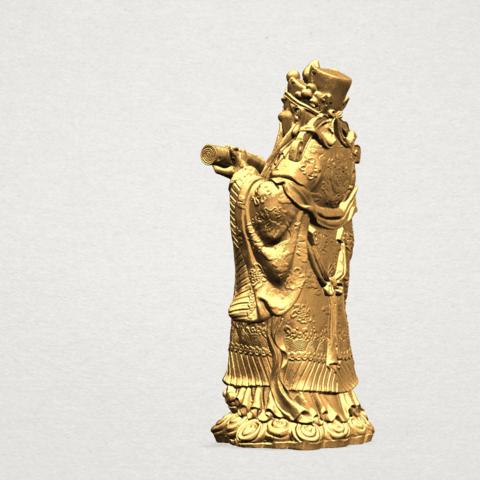 God of Treasure - B05.png Download free STL file God of Treasure • 3D printing model, GeorgesNikkei