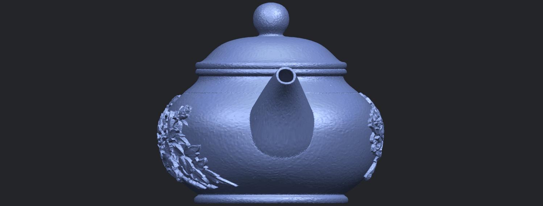 02_TDA0324_Tea_Pot_iiiB09.png Download free STL file Tea Pot 03 • 3D printing template, GeorgesNikkei