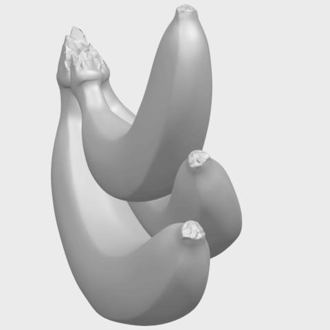 07_TDA0553_BananaA03.png Download free STL file Banana 01 • 3D printer design, GeorgesNikkei