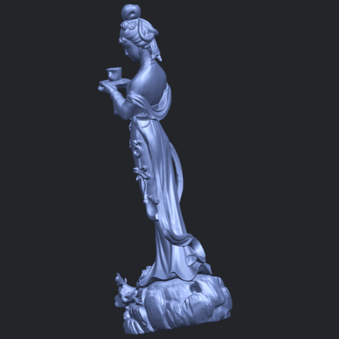 09_TDA0253_Fairy01B03.png Download free STL file Fairy 01 • 3D printer object, GeorgesNikkei